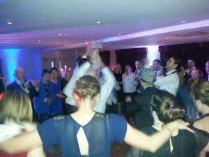more dancing means more people having fun