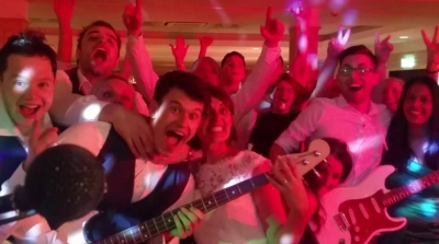 Wedding Band West Midlands hire