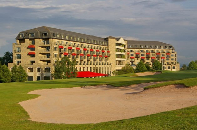 Celtic Manor Wedding Venue Exterior