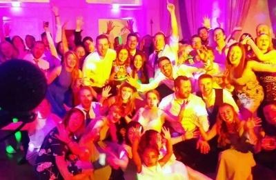West Midlands wedding band entertainment